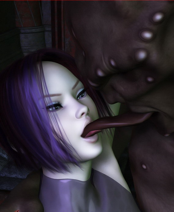 3D Evil Attack of Monsters - Take Access To 12 Porn Sites!