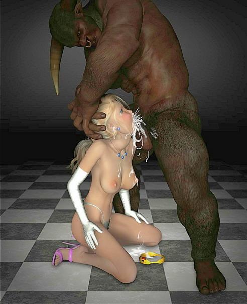 3d порно демоны онлайн