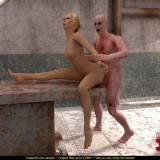 Take zombie monster sex in Monster Sex 3D  Category