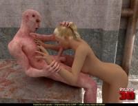 zombie bj sex