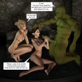 Busty girls in hardcore in Monster Sex 3D  Category