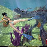 Sex with diving girl in Monster Sex 3D  Category