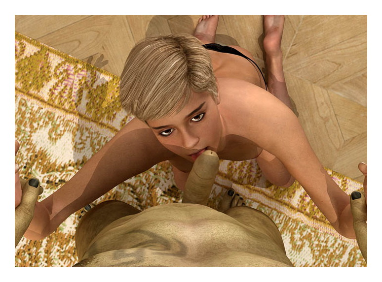 Actress and sorcerer in Monster Sex 3D  Category