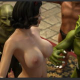 Small goblins in porn in Small Monsters in Sex  Category