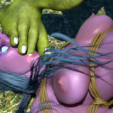 3D Monster Sex Gangbang in Monster Sex 3D  Category