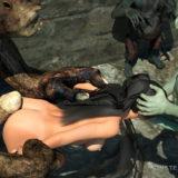 Demon fucking tale in Monster Sex 3D  Category